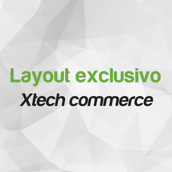 Layout personalizado Xtech Commerce