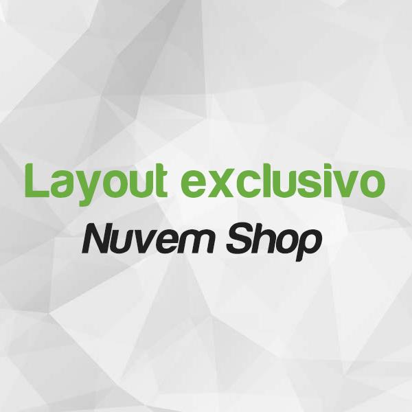 Layout personalizado Nuvem Shop