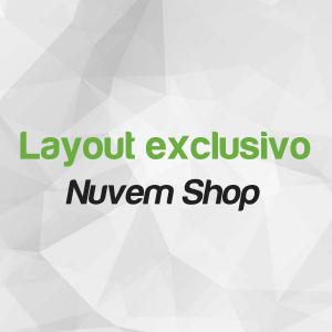 Layout Nuvem Shop Exclusivo